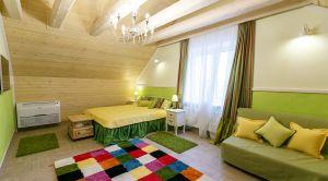 Отель «Рай», Смоленск