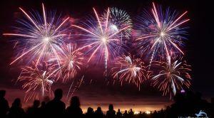 Международный фестиваль фейерверков «Звездопад 201
