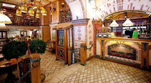 1 этаж кафе