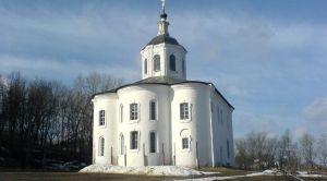 Церковь Иоанна Богослова XII века