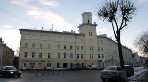 Здание бывшей городской думы сейчас
