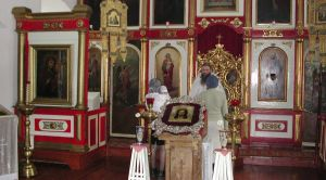 Окопная церквь в Смоленске