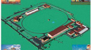План реконструкции ипподрома