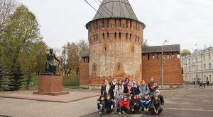 Экскурсии для школьных групп в Смоленске