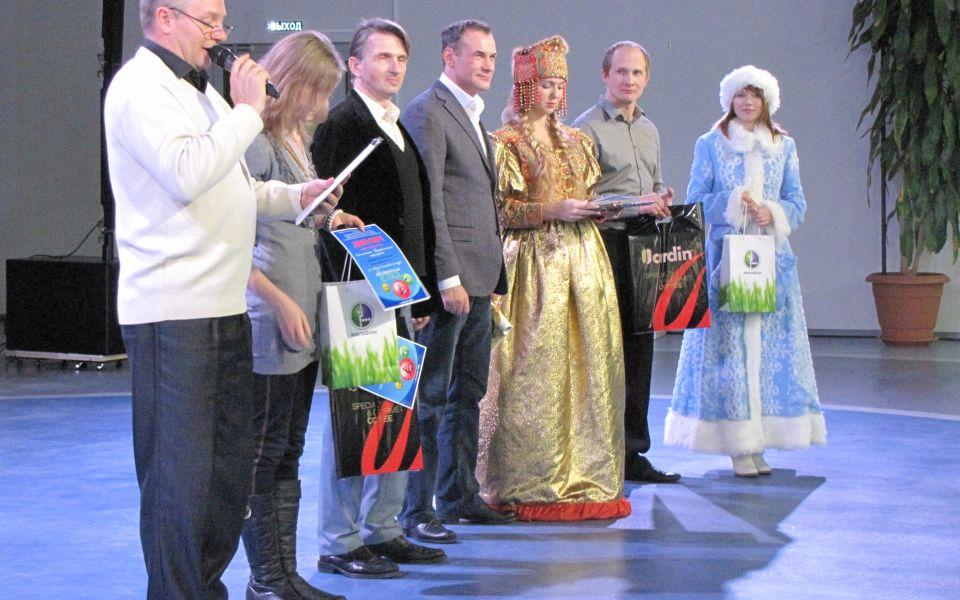 «Дизайнерская елка- 2013»