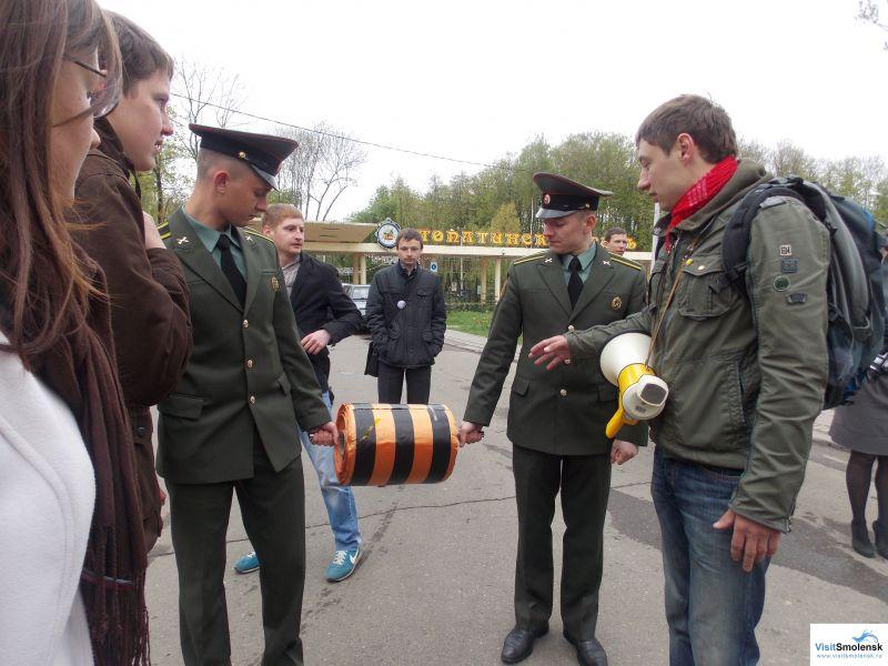 Акция «ЭнергиЯ Победы» Смоленск