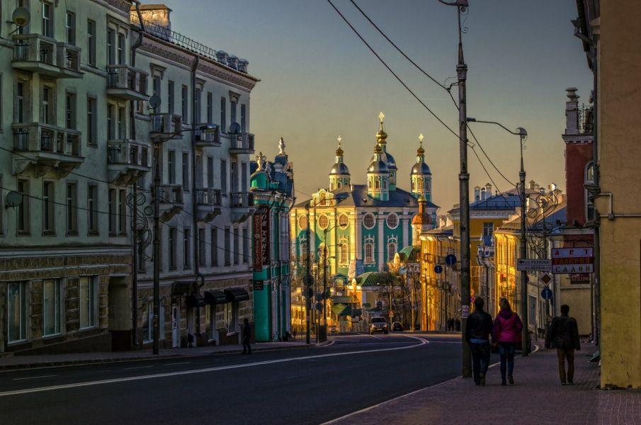 Фото: Юлия Захаренкова