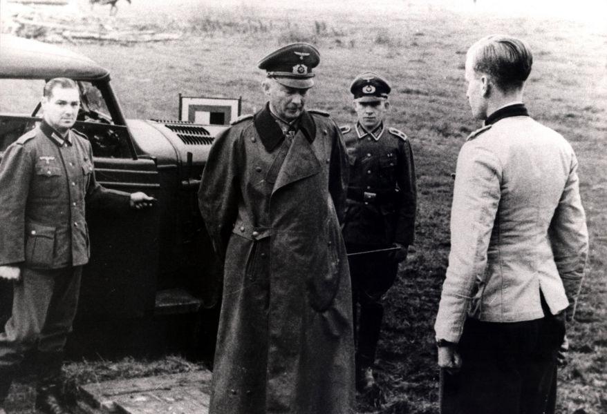 Фельдмаршал фон Клюге. Красный Бор