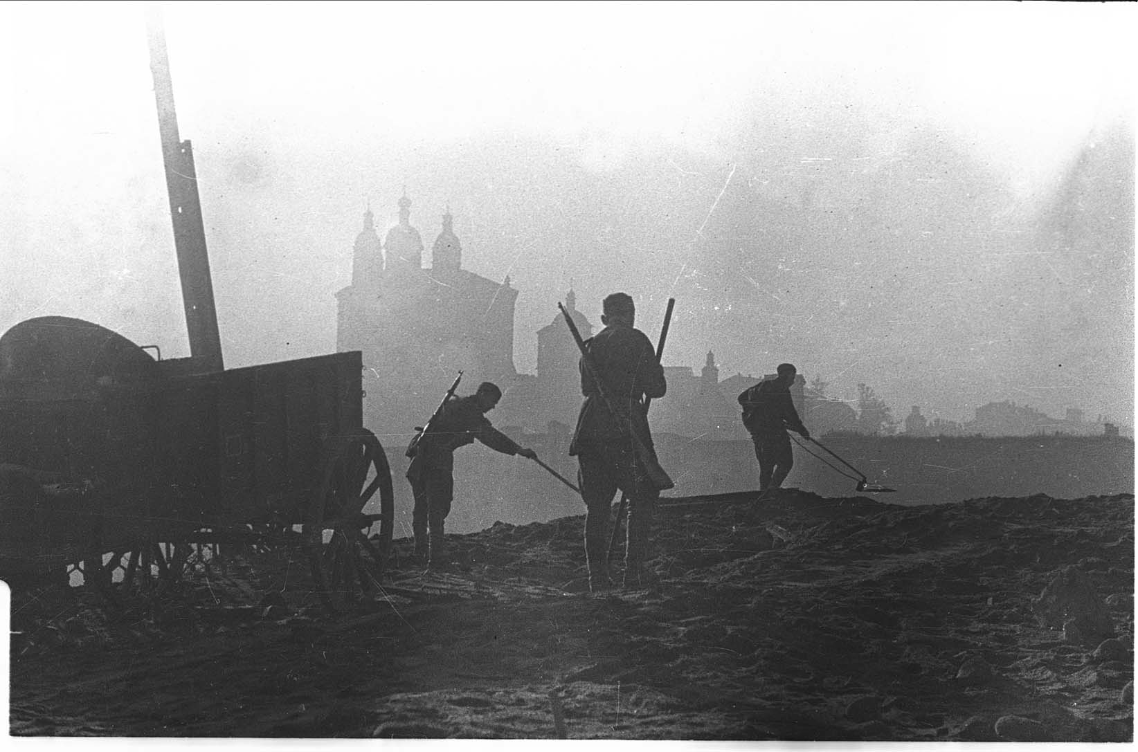 смоленск в годы войны 1941-1945 фото