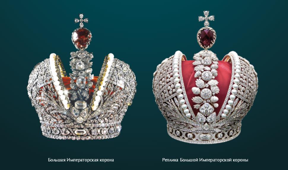 Корона императрицы своими руками 64
