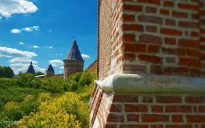 смоленская крепостная стена, смоленская крепость, крепостная стена смоленск